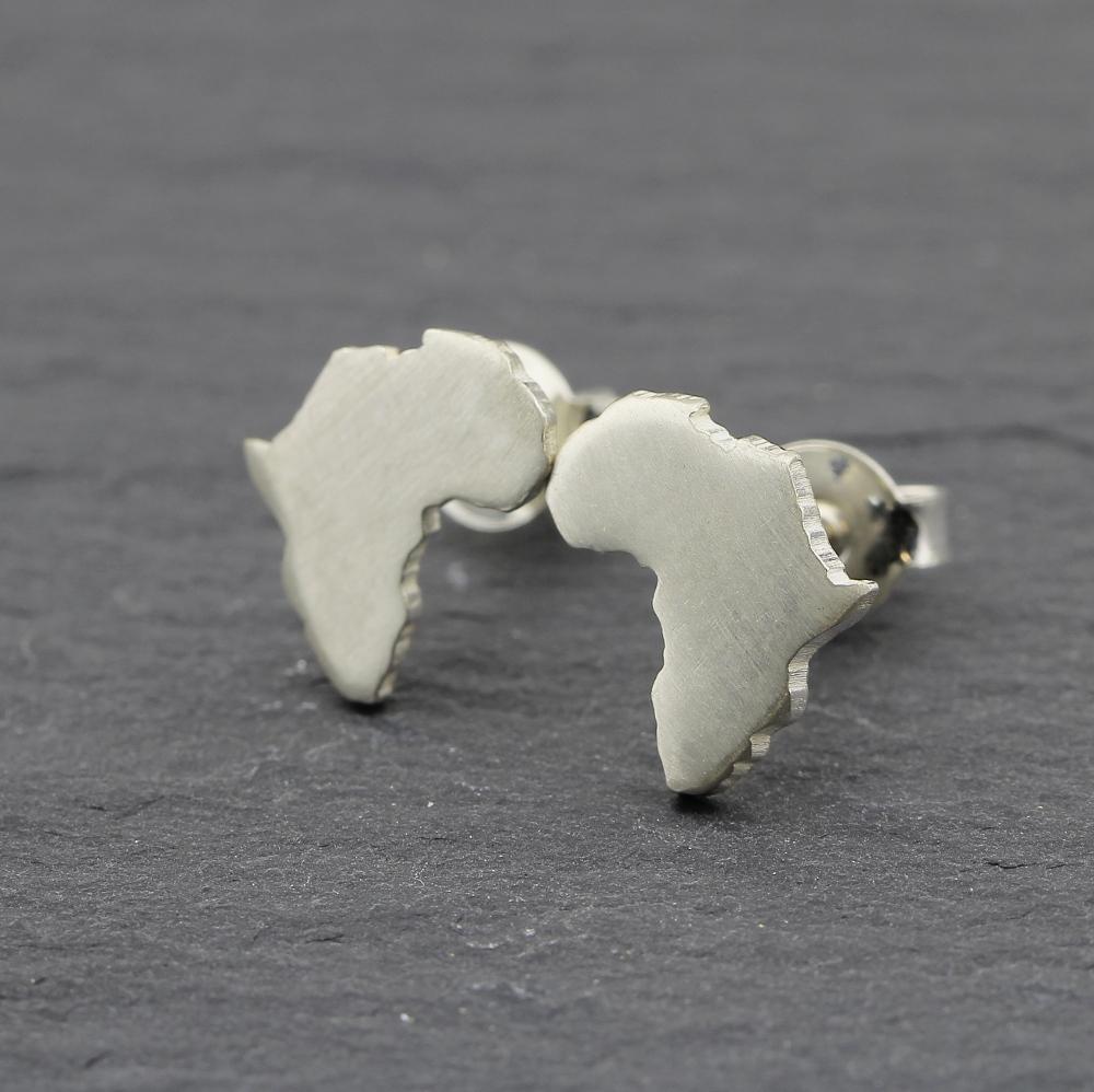 Afrika Ohrringe