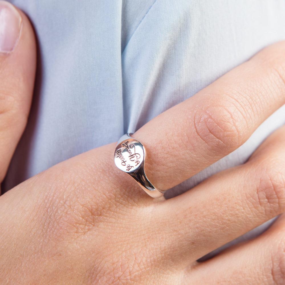 Siegel Ring für Sie