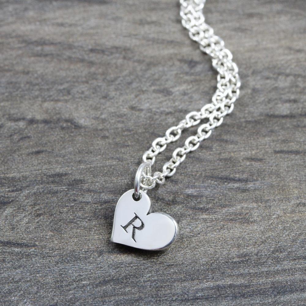 Herz Halskette