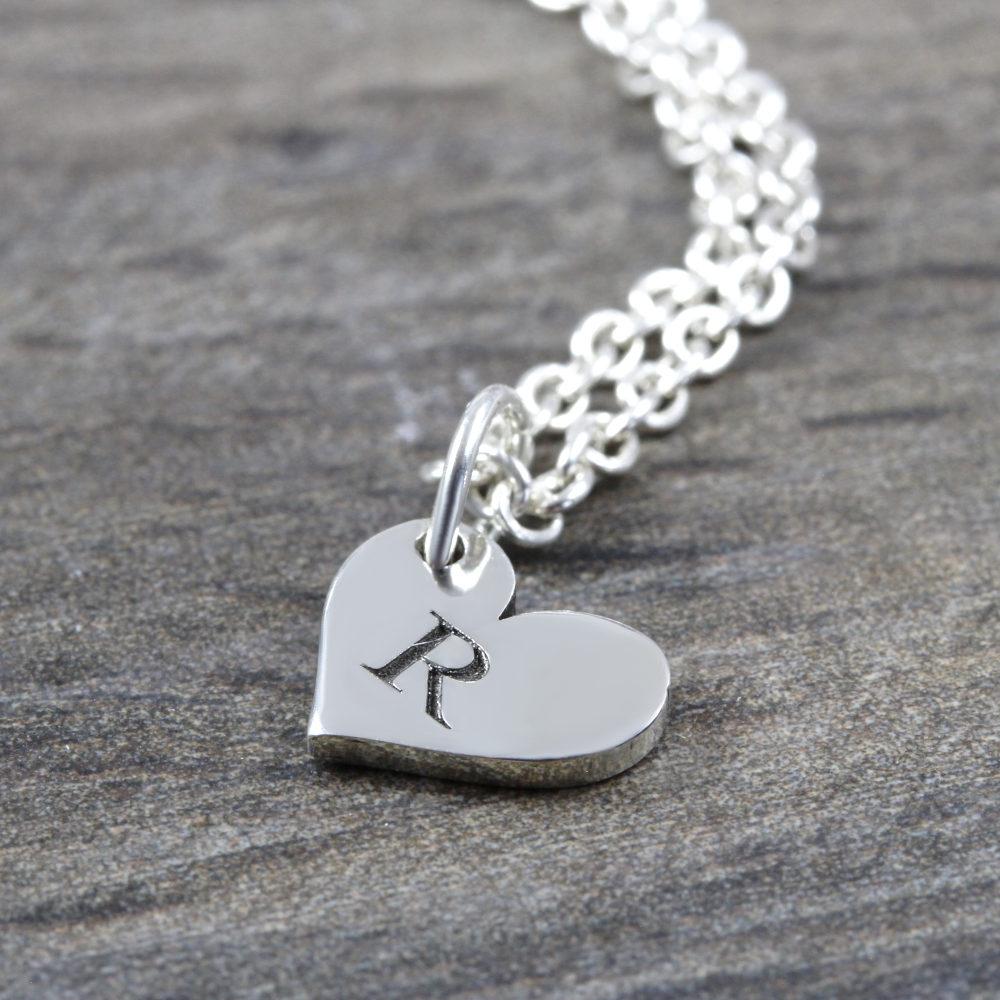 Herz Halskette Silvery Schmuck